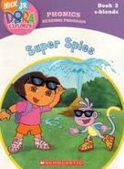 Super spies book