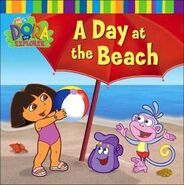 A Day At The Beach Book