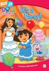 Dora the Explorer It's A Party DVD