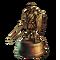 Bronzed Gauntlet Trophy Thumbnail