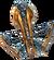 Shield upgraded clockwork bow