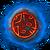 Lesser echthros runestone
