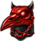 Damned ravens set helm
