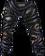 Pants voracious