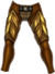 Pants golden wyrm