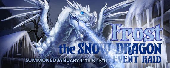 Scroller dotd frost snow dragon er