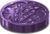 Glorious dawn coin purple