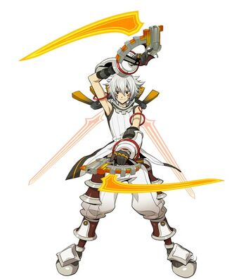 Haseo (LINK - Xth Form)