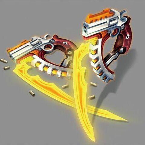 Dual Guns