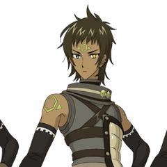 <center>Albireo's Facial expressions.</center>
