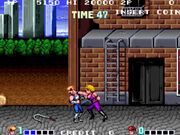 Double dragon, defeated by Linda.. - YouTube 90533
