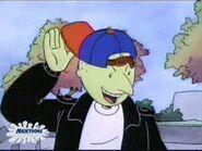 Roger in Doug's Lucky Hat 4