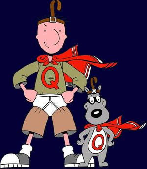 Quailman | NickelodeonDoug Wiki | FANDOM powered by Wikia Quailman Doug