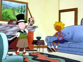 Doug's Magic Act