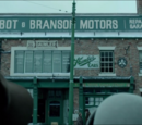 Talbot and Branson Motors