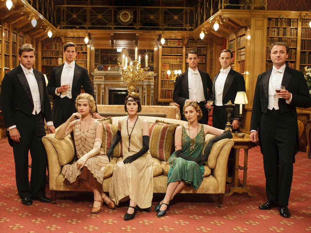 Episode 5.09 - 2014 Christmas Special | Downton Abbey Wiki ...