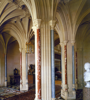 Hall-highclere