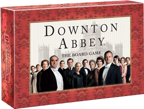 Downton Abbey Board Game box med