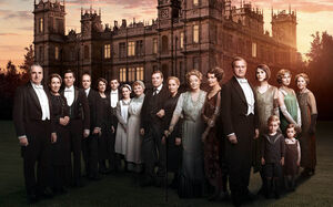 DOWNTON ABBEY Seri 3406755k