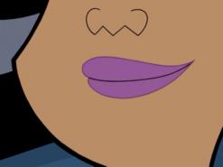 S01e20 purple lips