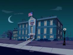 S01e20 Casper High at night