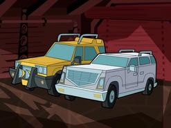 S01e17 Vlad's cars