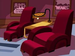 S01e04 comfy seats