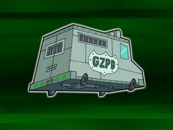 S01e08 GZPD van