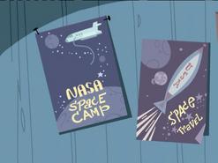 S02e17 NASA poster