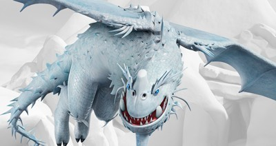 how to train your dragon ice dragon