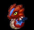 Aboriginal Dragon