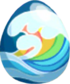 Tropic Tide Egg