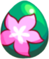 Flower Dragon Egg