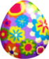 Flower Power Egg