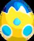 Puffer Egg