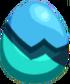 Turquoise Egg