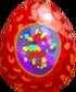 Fire Opal Egg