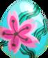 Cherry Blossom Egg