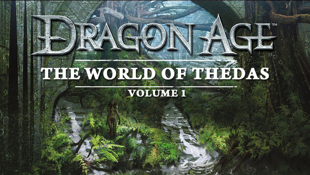 The World of Thedas Volume 1