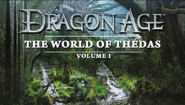 File:The World of Thedas Volume 1.jpg