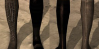 Coterie Mage Boots