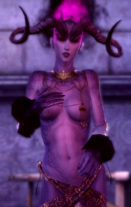 Dragon age desire demon porn