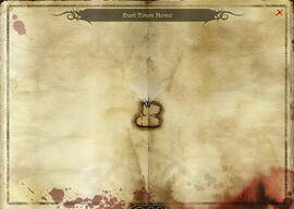 Map-Dust Town Home