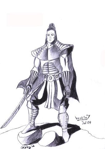 File:Dragon Warrior 1 by Veskin7.jpg