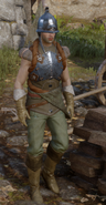 Inquisition Officer