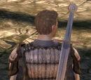 Warden's Longsword (Darkspawn Chronicles)