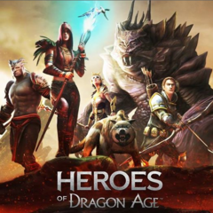 Art for <i>Heroes of Dragon Age</i> version 2.0