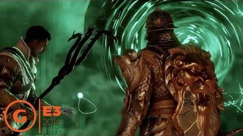 E3 2014 - Dragon Age Inquisition - Lead Them or Fall Official Trailer