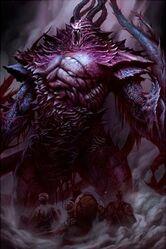 Pride Demon concept art