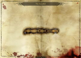 Map-The Gauntlet